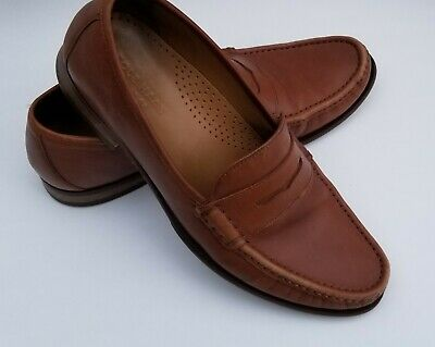 ce055c094d1 Cole Haan Aiden Grand OS Penny II Loafer Slip On Brown Mens Sz 9.5M C22771