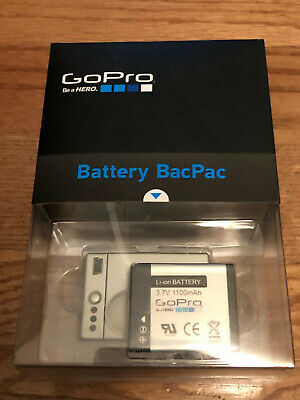 GoPro Battery BacPac for HD HERO 1 and 2 YHD517B. BacPac for more battery life.