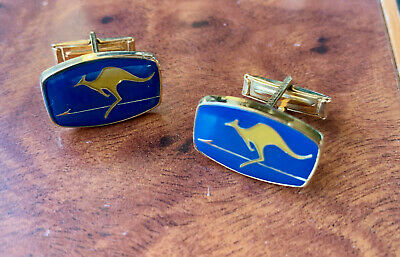 TAA cuff links. Highly sought after, still in original packaging.