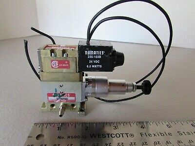 Numatics 24VDC Air Pneumatic Electric Valve Regulator 030SA446B 031RS7020 Air