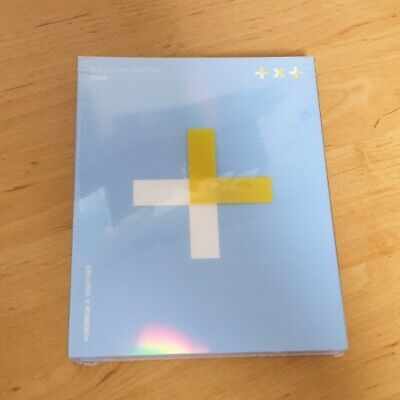 Tomorrow X Together The Dream Chapter STAR TXT  Album Sealed