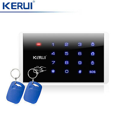 KERUI K16 RFID Wireless Touch Keyboard Keypad For Home Securtity Alarm System