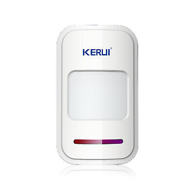 KERUI P819 LED Alarm Wireless Intelligent PIR Motion Sensor Detector