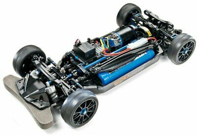 Tamiya 47326 1/10 Scale RC On-Road Car TT-02 Type R Chassis Kit TT-02R (84409)