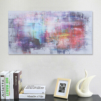 Abstract Modern Art Print Canvas Oil Painting Wall Picture Home Decor