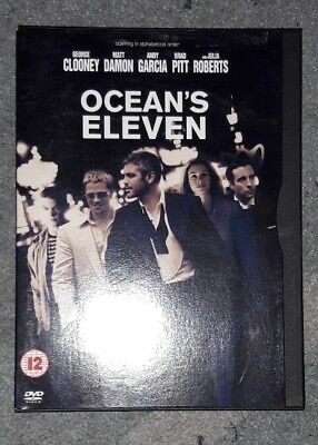 Oceans eleven dvd - Limited design with flip case