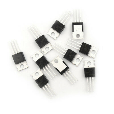 10pcs New BT136-600E BT136-600 BT136 Triacs Thyristor TO-220_TI