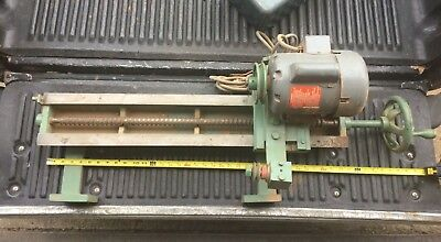 Northfield Foundry & Machine Co. Grinding Attachment Model 16-KG