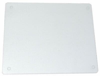 Surface Saver Vance 20 X 16 Inch Clear Tempered Glass Cutting Board, 82016C, 20