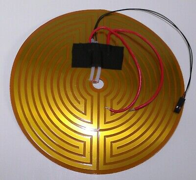 Kapton Bed Heater for 3D printers round 160mm
