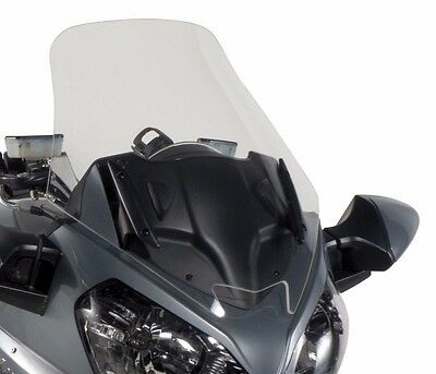Kawasaki GTR1400 2008 > 2009 GIVI D407ST SCREEN clear taller WINDSCREEN 1400 GTR