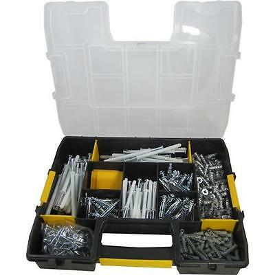 Dewalt DFMJOMIX 350 Piece Mixed Anchors Kit