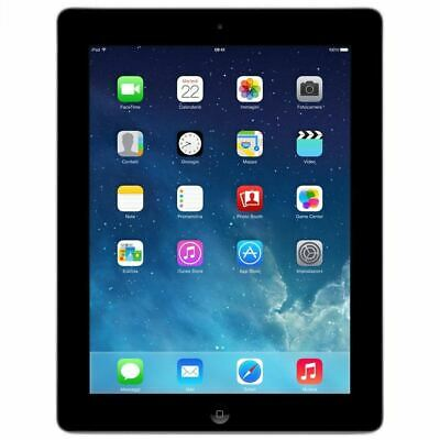 Apple iPad 2nd Gen 9.7 inch 32GB WiFi iOS Tablet Black - Used