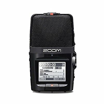Zoom H2n Handy Recorder H2next Digital Audio Linear PCM F/S w/Tracking# Japan