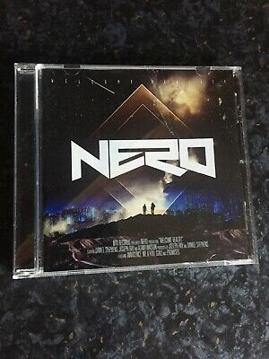 Nero  Welcome Reality  CD Album Drum&bass/Jungle/Sigma/Adam F/Formation Etc