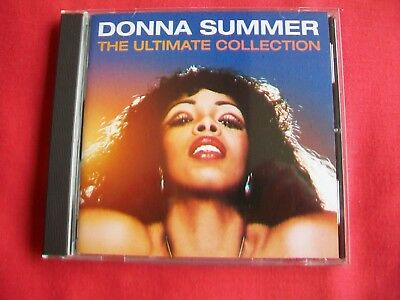 Donna Summer - The Ultimate Collection - 19 Track Cd - Great Condition
