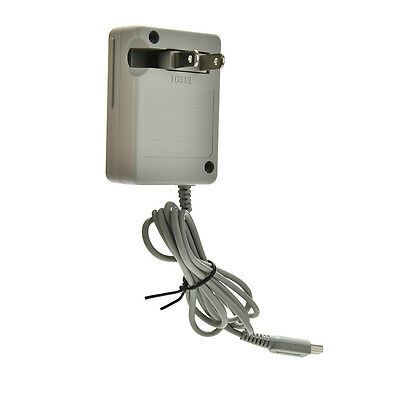 Wall Power Adpater Charger For Nintendo DSi XL 3DS Adapter AC Power Adapter _7