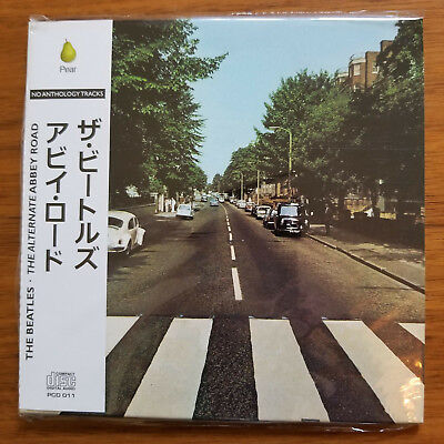 Beatles ‎- The Alternate Abbey Road - NEW sealed Mini-LP CD