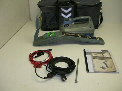 Radiodetection RD8000 PXLB 10 I Loc  Wire Underground Utility Cable Pipe Locator