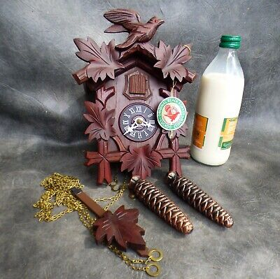 A Superb Unused Hubert Herr Black Forest Cuckoo Clock