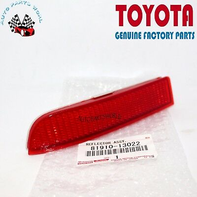 Genuine Toyota 81590-52050 Reflex Reflector Assembly