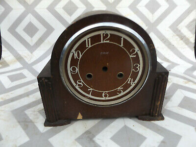 Vintage Enfield Striking Mantel Clock For Tlc