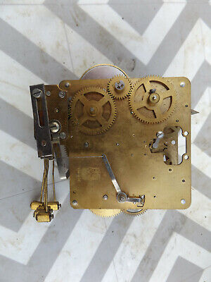 Vintage FHS 340-020 clock movement for repair or spares