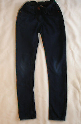 Girls Next Blue Skinny Jeans/Trousers Size 10 Years