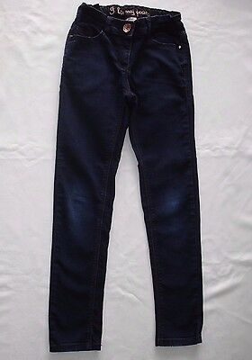 Girls Next Blue Denim Skinny Jeans/Trousers Size 9 Years