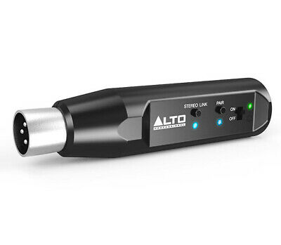 Alto Bluetooth Total - XLR Rechargeable Bluetooth Wireless Receiver