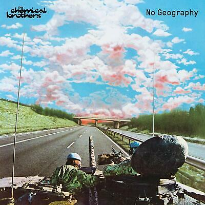 Chemical Brothers - No Geography CD 2019