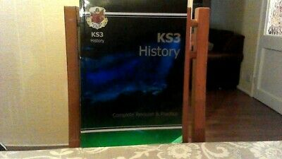 KS3 History Complete Study and Practice by CGP Books (Paperback, 2005) good cond
