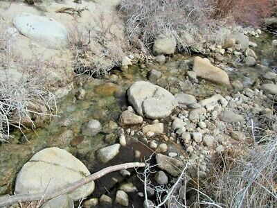 Placer Mining Claim Middle Cal Gold Silver Ore Mine Lone Pine Inyo County