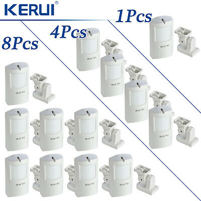 PIR Wireless Outdoor Pet Immune Motion Detector Lot For Security Alarm System