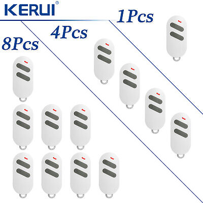 KERUI RC532 433MHz Wireless Remote Controller Lot For Securtity Alarm System Kit