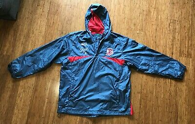 Sydney Roosters, Mens Wet Weather Hoodie, Size 3Xl