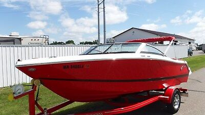 2016 Four Winns H190 Bowrider Family Ski Boat 4.3l MPI 220Hp MINT