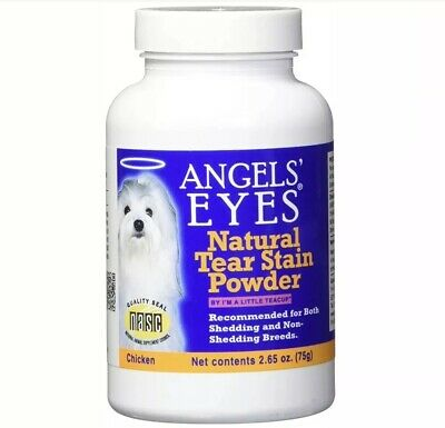 Angels' Eyes Tear Stain Eliminator-Remover For Dogs And Cats 2.65Oz Chicken