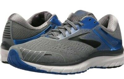 24cca088a7f97 NEW Men s SZ 10B (NARROW) BROOKS Adrenaline GTS 18 Running Shoes 1102711D015