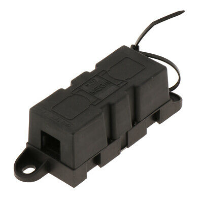 MEGA Fuse Block/Holder With Cover For RV/Van/Truck/Boat/Yacht