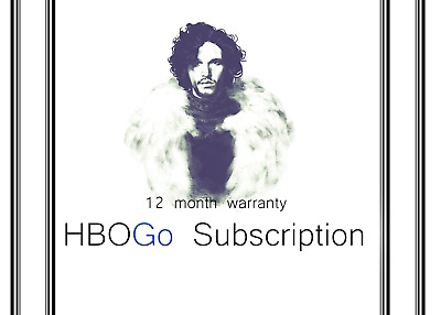 HBO Gift | 1 year Warranty Fast delivery 🔥