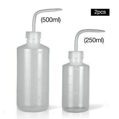 250/500ml Tattoo Diffuser Green Soap Bottle Squeeze Non-Spray Wash Tattoo Supply