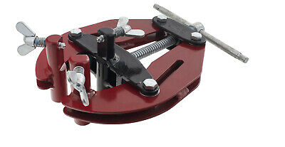 """B&B Pipe 1221 PDQ Pipe Clamp (Medium) fits 2"""" to 6"""" Pipe for Fitting Welding"""