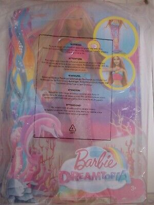BARBIE Dreamtopia Rainbow Lightup  Mermaid