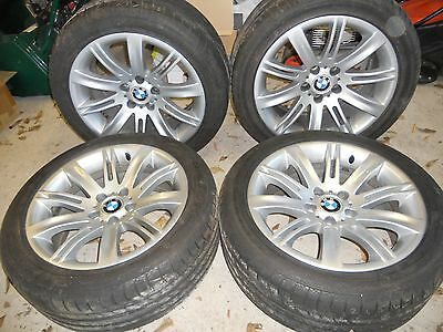 Bmw Staggered Style 120 18 Wheelstyres E6063 With 78mm Conti