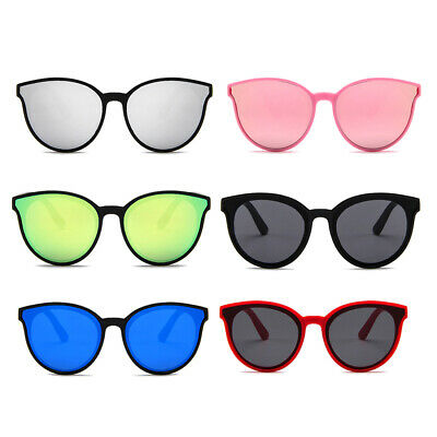 Kids Children Fashion Sunglasses Boy Girl Goggles Baby Travel Glasses UV400 Gift