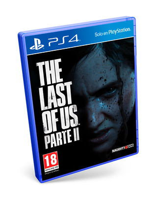 The Last Of Us Parte Ii Ps4 Pal España Nuevo Precintado Fisico Castellano 2