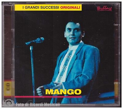 Mango - Flashback I Grandi Successi Originali **Come Nuovo**	2001 Cd Doppio