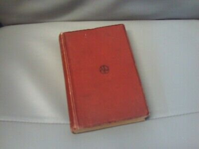 'Nursing Its Theory & Practice' Lewis Hardback Book 1899 Illustrated Guide