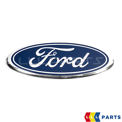 New Genuine Ford Focus 2011- Rear Oval Tailgate Ford Badge Emblem 2086510